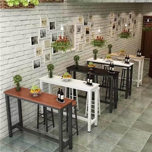 铁木桌椅案例定制