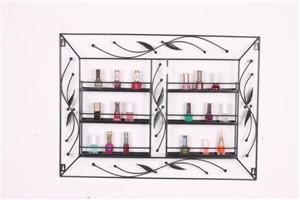 铁艺化妆品展示架厂家直销