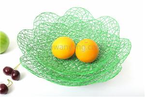 铁线水果篮 水果篮展示架