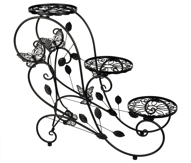 铁艺欧式花架定制