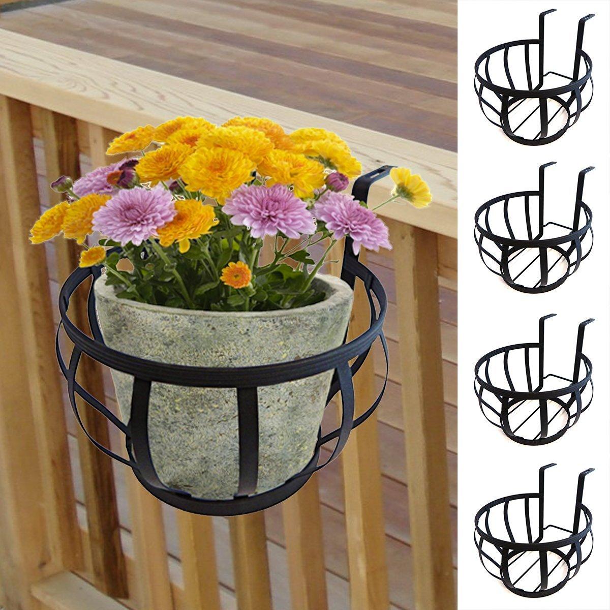 阳台悬挂花架