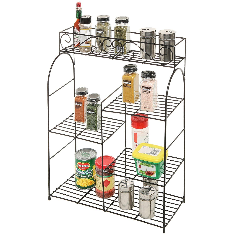 厨房调料置物架