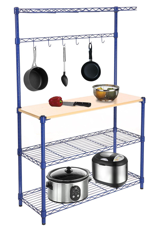 厨房收纳置物架