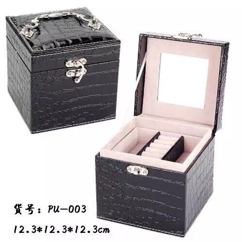 pu珠宝盒