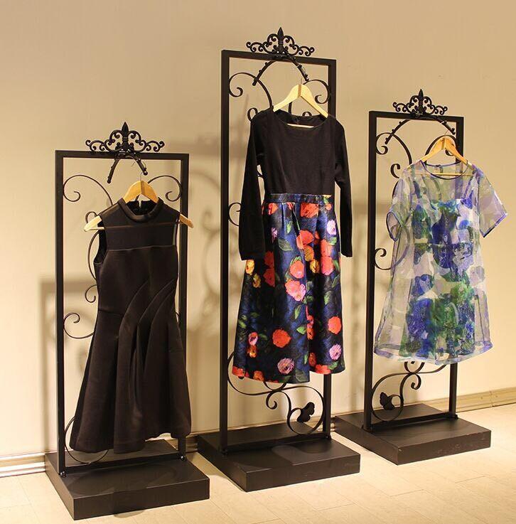 服装店中岛展示架