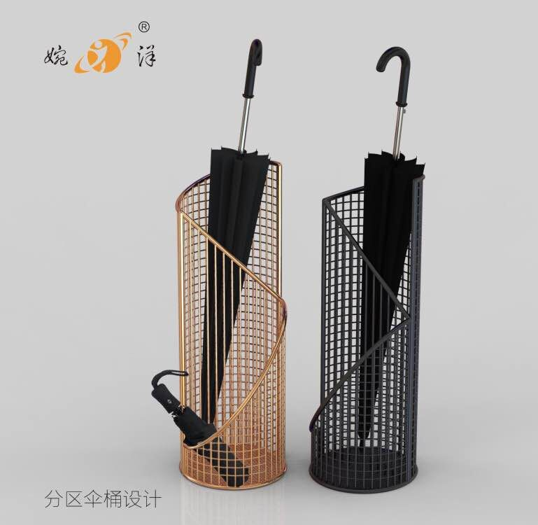 多用雨伞架