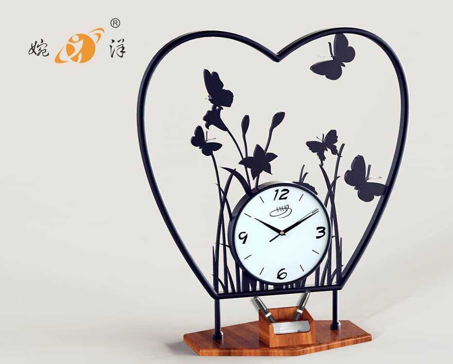 创意台式钟表