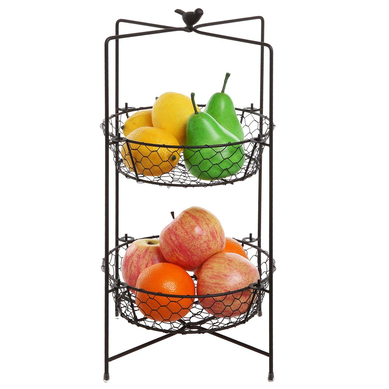 铁艺水果篮