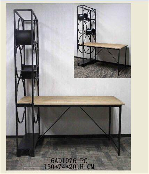铁木结合服装店展示道具