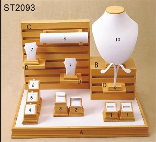 木艺饰品展示道具