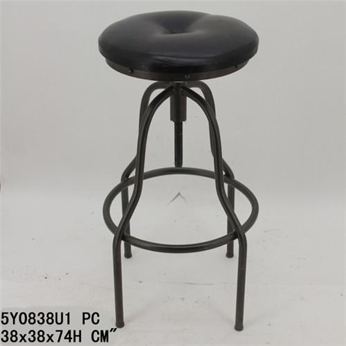 美式复古吧台椅