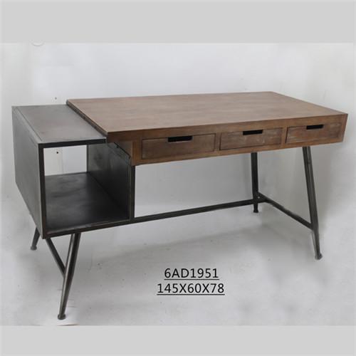 美式复古办公桌
