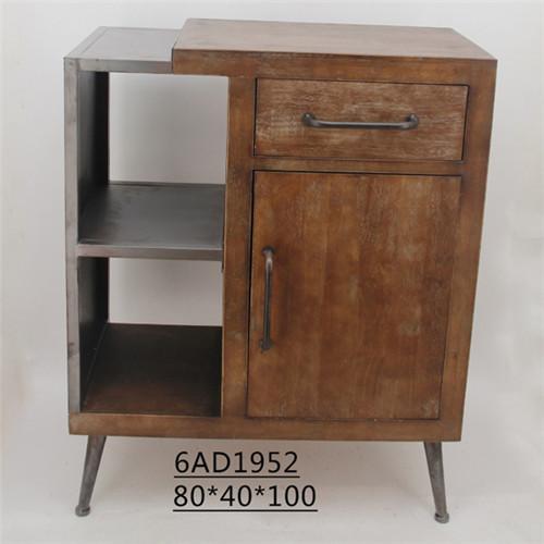 美式复古储物柜