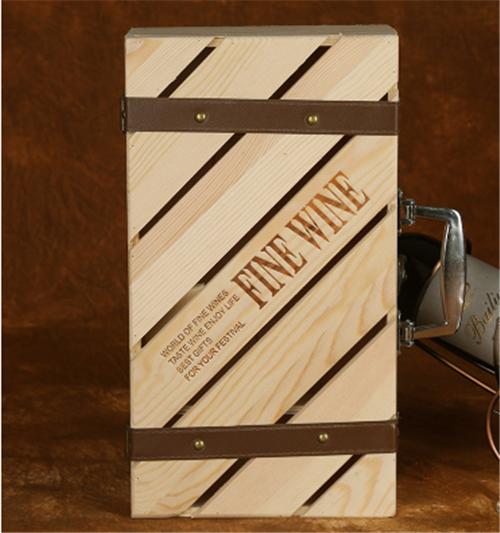 红酒木盒定制