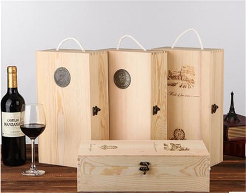 葡萄酒木盒定制