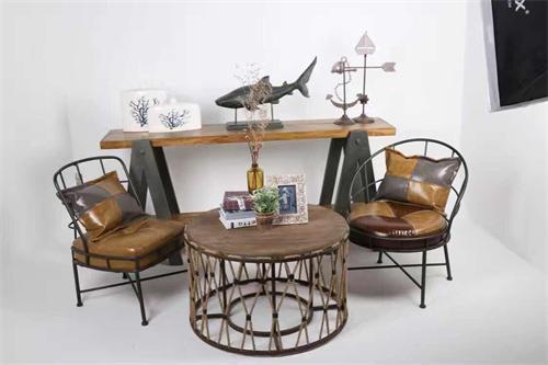 美式复古桌椅定制