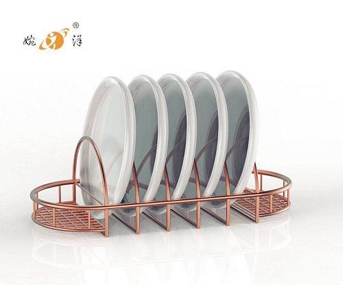 铁艺厨房置物架